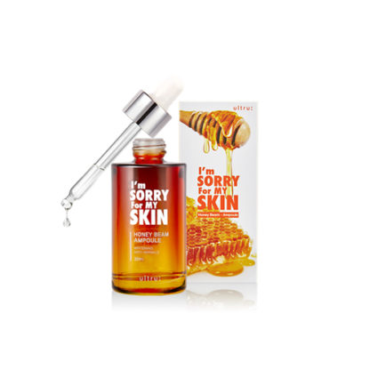 """Honey Beam Ampoule """"I'm Sorry For My Skin"""""""